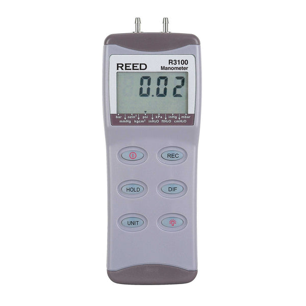 R3100<br> Digital Manometer