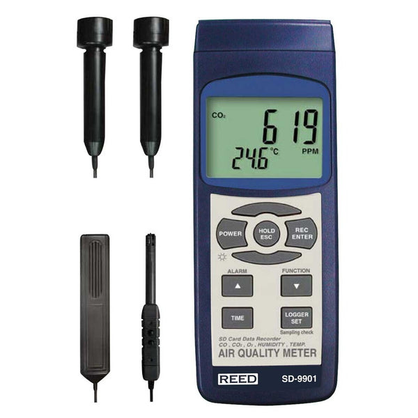 SD-9901<br> Data Logging Air Quality Meter