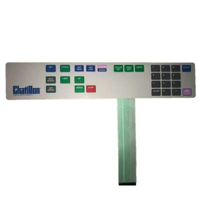 SPK-FM200-030<br> TCD200 Keypad<br> Chatillon, Legacy Parts