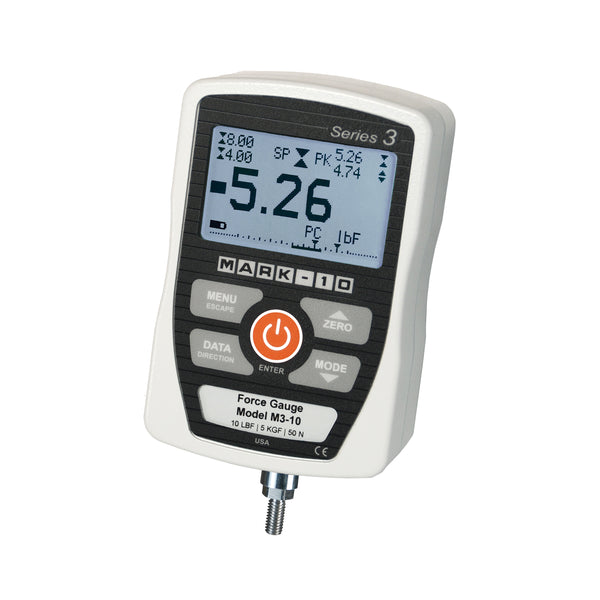 Series 3 (M3)<br> Digital Force Gauge