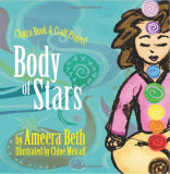 Body of Stars -  children's chakra book