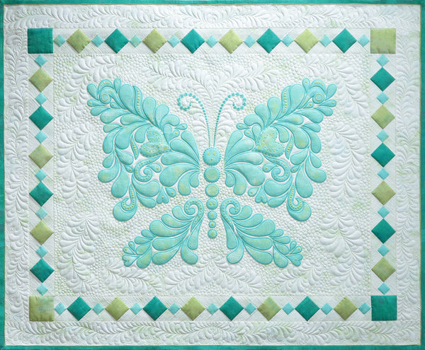 The Butterfly 100 Quilt