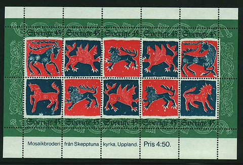 SW11011 Sweden Scott # 1101 VF MNH