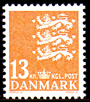 IC04-2 Denmark Scott # 2483 MNH