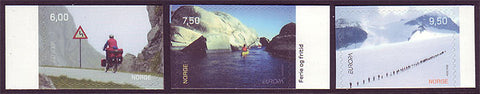 NO1395-97 Norway Scott # 1395-97 MNH, Outdoor Activities - Europa 2004