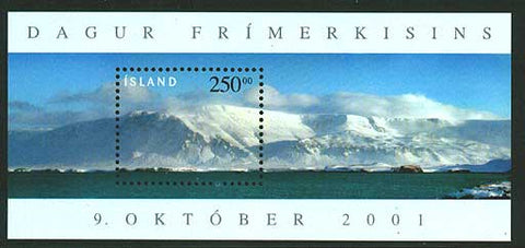 IC09511 Iceland Scott # 951 MNH, Esja Mountain 2001