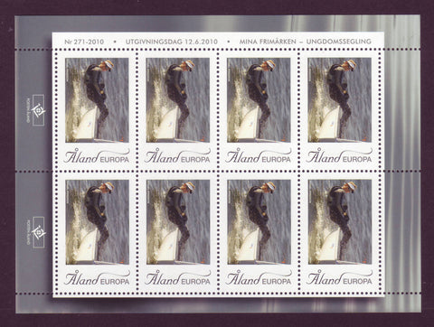 AL0305 Åland Scott # 305 MNH, Generic Design for Personalized Stamps - 2010