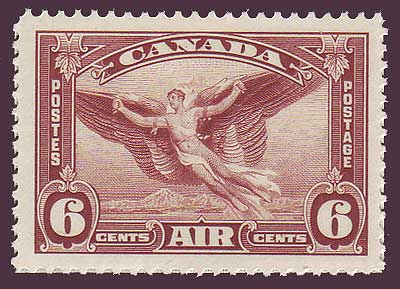 CAC051 Canada # C5 VF MH