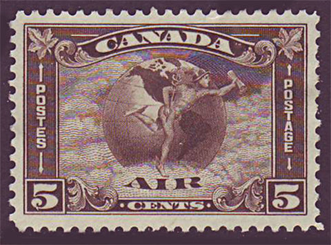 CAC022 Canada # C2 VF MH