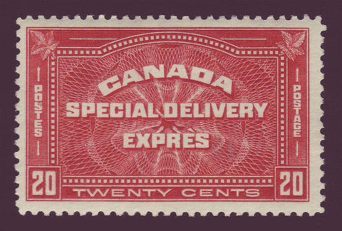 Copy of CAE041 Canada # E4 VF MNH**  Special Delivery 1930