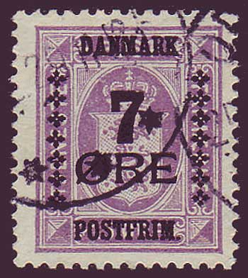 DE01905 Denmark Scott # 190 VF