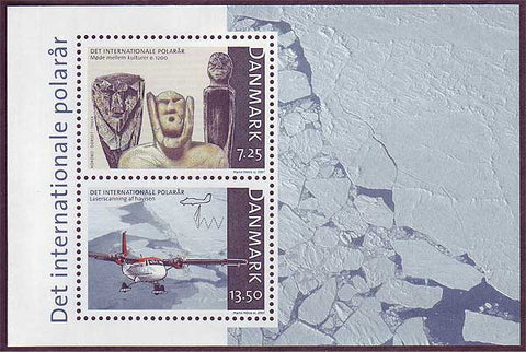 DE1373a1 Denmark Scott # 1373a MNH, International Polar Year 2007