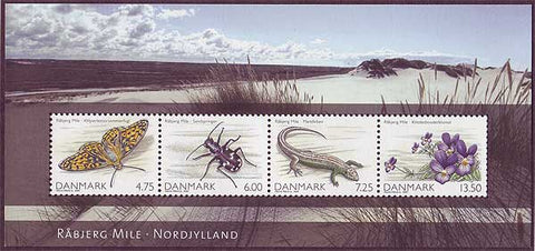 DE1392a1 Denmark Scott # 1392a MNH, Denmark's World of Nature 2007
