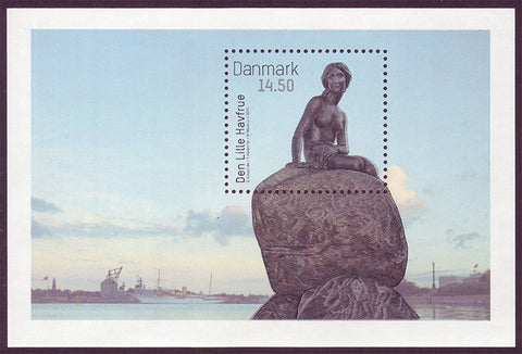 DE16431 Denmark Scott # 1643 MNH, Little Mermaid Centennial 2013