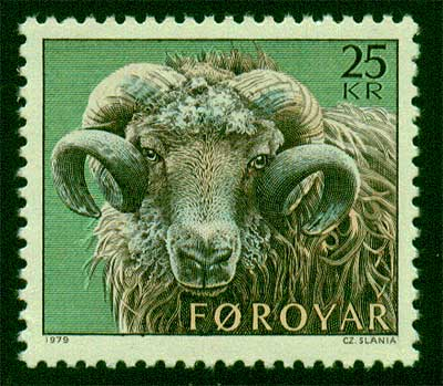 FA00421 Faroe Islands Scott # 42 VF MNH