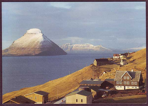 FA6023 Faroe Islands Unidentified view 1
