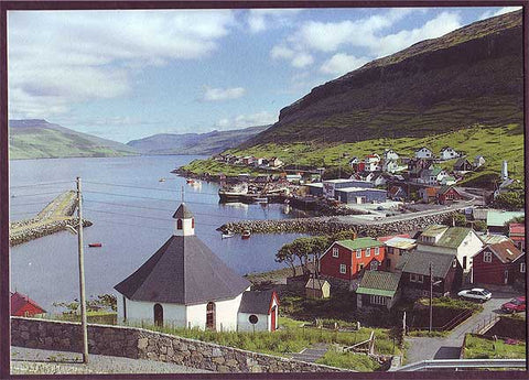 FA6024 Faroe Islands Unidentified view 2