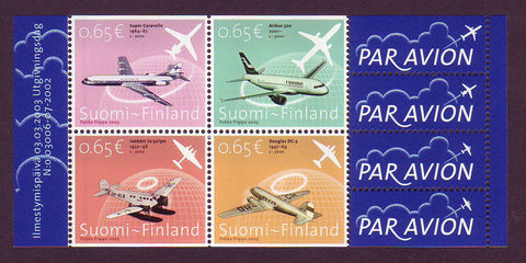 FI1190 Finland Scott # 1190 MNH, Airplanes 2003