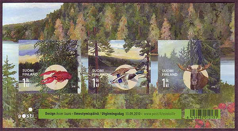 FI1362 Finland Scott # 1362 MNH, Autumn 2010