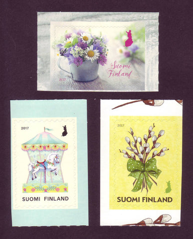 FI2017.2 Finland Single Stamps MNH from 2017