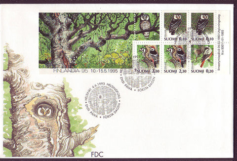 FI5077 Finland First Day Cover