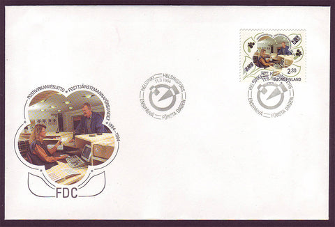 FI5083 Finland First Day Cover