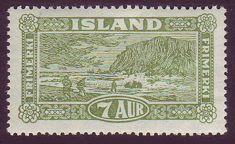 IC01442 Iceland Scott # 144 MH