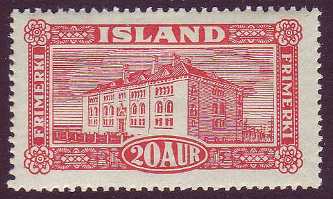 IC01462 Iceland Scott # 146 MH