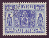IC0160 Iceland Scott # 160 MNH. Parliamentary Issue 1930