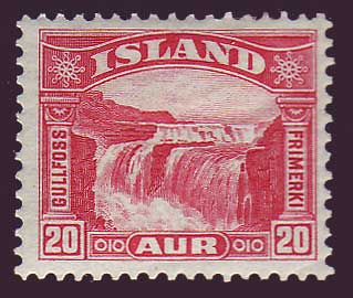 IC01712 Iceland Scott # 171 MNH**