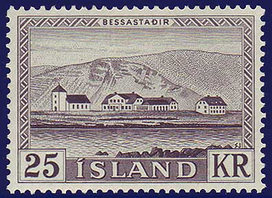 IC03052 Iceland Scott # 305 MH