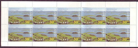 IC0883a Iceland Scott # 883a MNH, National Parks - Europa 1999