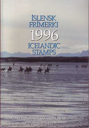 IC1996 Iceland 1996 Official Year Set