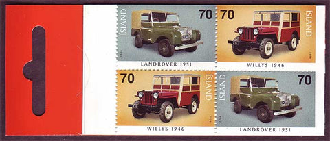 IC1071c Iceland Scott # 1071c MNH, General Purpose Vehicles 2006