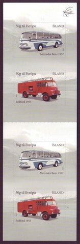 IC1303a Iceland Scott # 1303a MNH,       Automobile Age 2013