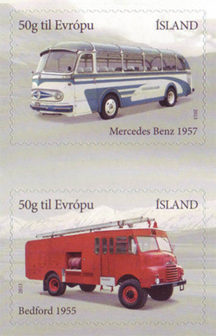 IC2013.51 Iceland #1303 MNH. Automobile Age II - 2013