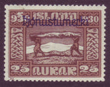 ICO59 Iceland Scott # O59 VF MNH, Parliament Issue for Official Use 1930