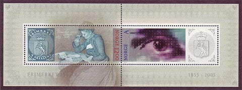 NO14511 Norway  Scott # 1451, Norwegian Postage Stamps 2005