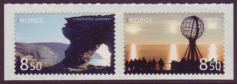 NO1478-79 Norway               Scott # 1478-79 MNH,      Tourism 2006