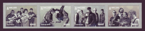 NO17081 Norway  Scott #1722a1 MNH, Rock Bands - 2013