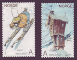 NO1725-265 Norway  Scott #1725-26 MNH, Christmas 2013