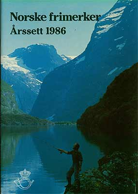 NO1986 Norway 1986 Official Year Set