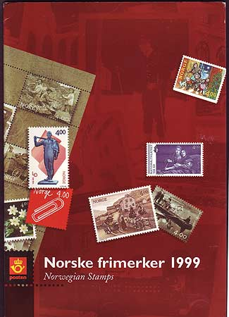 NO1999 Norway 1999 Official Year Set
