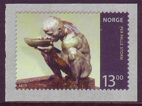 NO1599 Norway Scott # 1599 MNH, Sculpture 2010