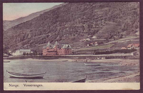 NO5057PH Norway Vossevangen ca.1915