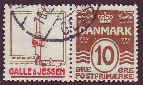 RE435 Denmark Galle & Jessen