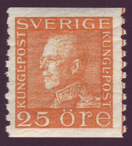 SW01771PE Scott # 177 VF MNH** .  King Gustaf V 1921-36