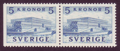 SW0322pr Sweden Scott # 322 booklet pair VF MNH** Royal Palace 1941