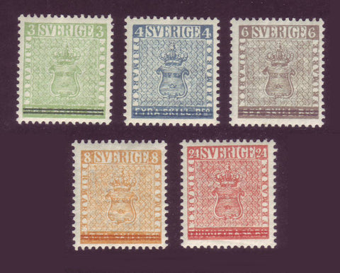 SW0479-831 MNH** Centenary First Swedish Postage Stamps 1955