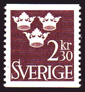 SW06601 Sweden Scott # 660  MNH 1965